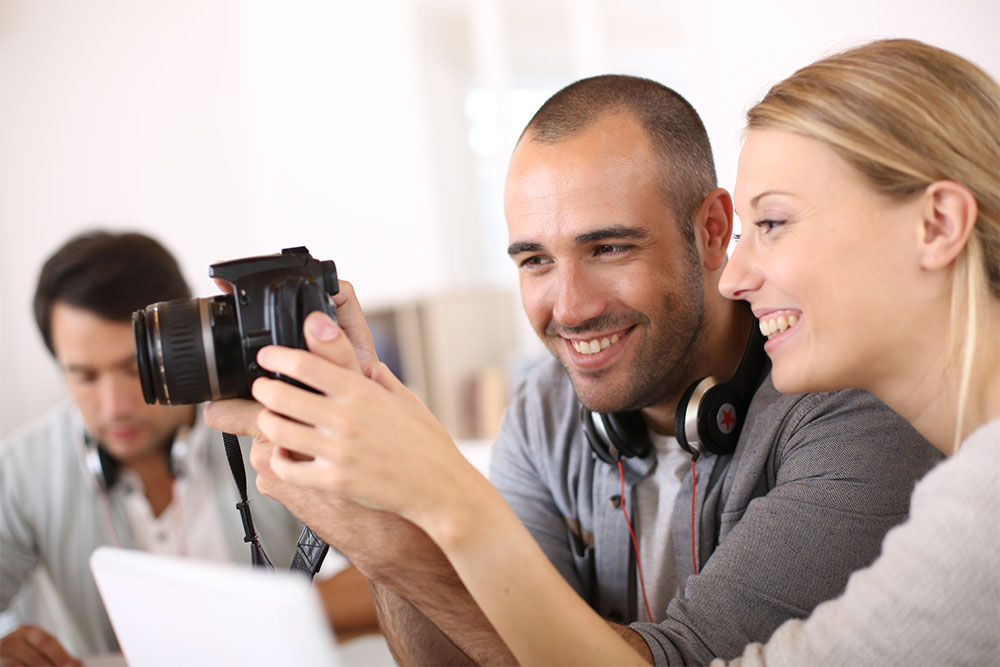 Les formations professionnelles en photo